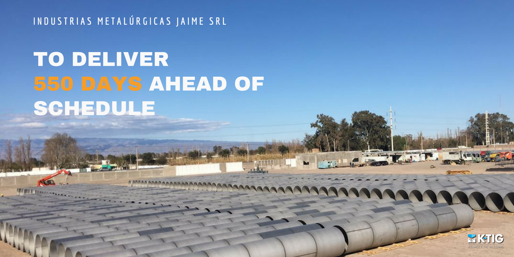 K-TIG with Jaime Pipeline Project, Argintina - twitter.png